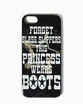 Charming charlie This Princess Wears Boots iPhone 4/4S, 5/5S Case