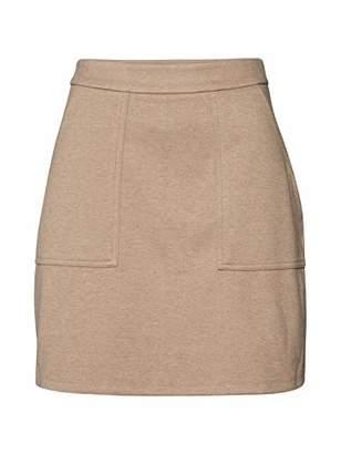 Vero Moda Women's Vmfelicity Hw Abk Skirt JRS,X-Small