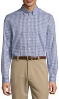 Dockers Long Sleeve Button-Front Shirt
