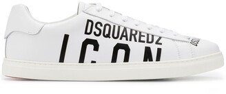 DSQUARED2 Icon low top sneakers