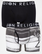Religion 2 Pack Trunks