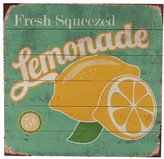 Williams-Sonoma Williams Sonoma Lemonade Wall Art