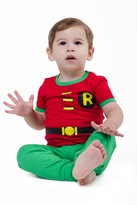 Intimo DC Comics Robin Tight Fit Cotton Pajama Set