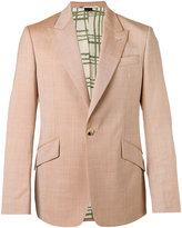 Vivienne Westwood Man - pointed lapels blazer - men - Virgin Wool/Viscose/Cotton - 46