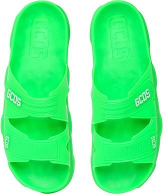 GCDS Rubber Sandals