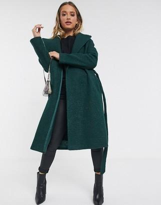 Helene Berman Ruth wrap coat