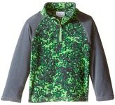 Columbia Kids GlacialTM II Print Half Zip (Toddler)