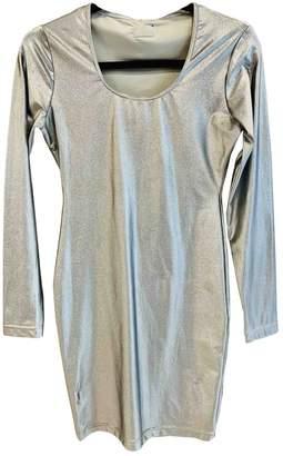 N. Gaultier Junior \N Silver Polyester Dresses