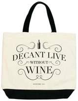 Seltzer Goods Decant Wine Tote