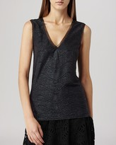 Reiss Top - Ona Metallic Tank