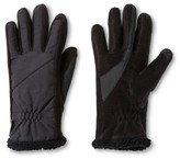 Gloves Isotoner Solid