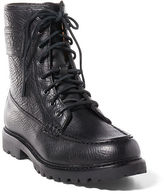 Polo Ralph Lauren Flaxby Tumbled Leather Boot