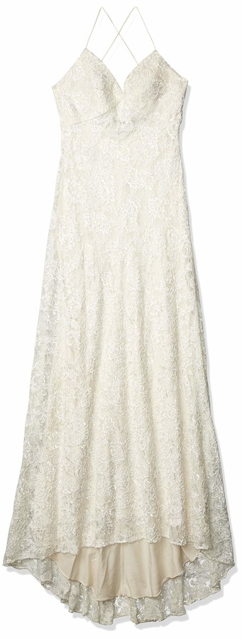 Jenny Yoo Women's Paige Beaded Lace Wedding Gown