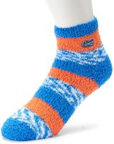 For Bare Feet Women's Florida Gators Pro Stripe Slipper Socks
