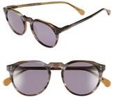 Raen Men's 'Remmy' 49Mm Polarized Sunglasses - Cinder