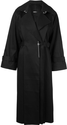 Boyarovskaya Pin-Embellished Coat