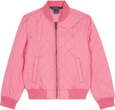 Ralph Lauren Quilted baseball jacket 2-6 years