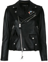 Coach Nasa biker jacket