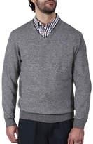 Haggar V-Neck Cotton Sweater