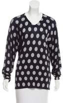 Dolce & Gabbana 2015 Cashmere & Silk-Blend Sweater w/ Tags
