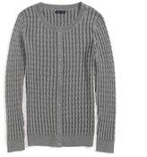 Tommy Hilfiger Final Sale- Plaited Cable Sweater