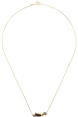 ALIITA 9kt yellow gold Sub necklace