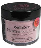 INM Powder Northern Light Holographic Mauve 1.5oz