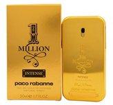 Paco Rabanne 1 Million Intense by Eau De Toilette Spray 1.7 oz (Men)