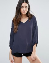 B.young Long Sleeve Blouse