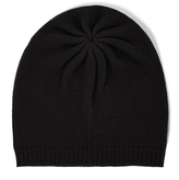 Autumn Cashmere Asymmetric Bag Hat
