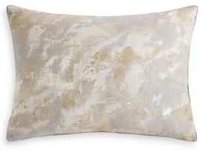 Hotel Collection Metallic Stone King Sham, Created for Macy's Bedding