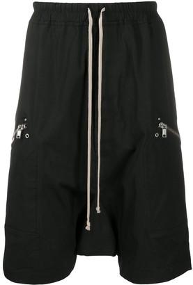 Rick Owens Performa Drawstring shorts