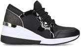 MICHAEL Michael Kors Liv Wedge Sneakers 90