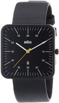 Braun Men's BN0042BKBKG Classic Calendar Analog Display Quartz Watch