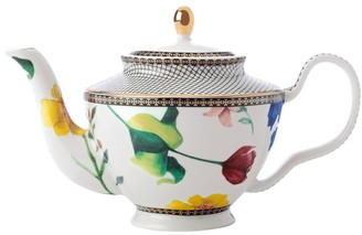 Maxwell & Williams Teas & C's Contessa Teapot with Infuser 500ml White Gift Boxed