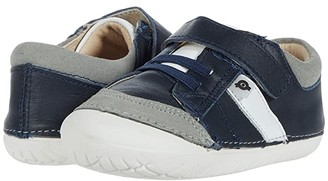Old Soles Thor Pave (Infant/Toddler) (Navy/Snow) Boy's Shoes