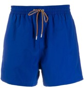 Paul Smith drawstring waist swim shorts