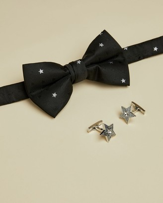 Ted Baker Bowtie And Cufflink Gift Set