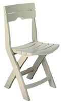 Quik Fold Chair - Tan - Adams