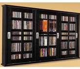 Andover Mills Jones Multimedia Wall Mounted Cabinet
