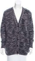 Acne Studios Wool & Mohair-Blend Cardigan