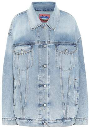 Acne Studios Bla Konst oversized denim jacket