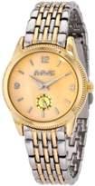 August Steiner Women's ASA823TT Swiss Quartz Classic Dress Bracelet Watch