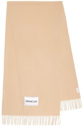 Moncler Wool scarf