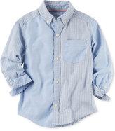 Carter's Light Blue Shirt, Toddler Boys (2T-4T)
