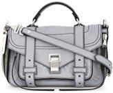 Proenza Schouler Paper leather Tiny PS1 satchel