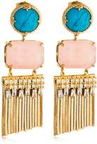 Iosselliani Fringed Earrings