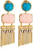 Iosselliani Fringed Earrings