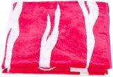 Kenzo tiger shaped towel