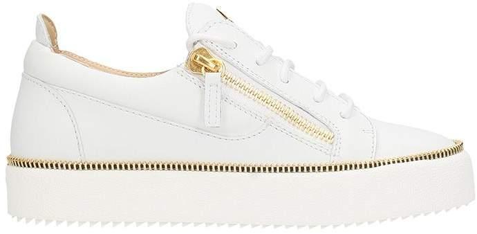 Giuseppe Zanotti Low Zip Sneakers